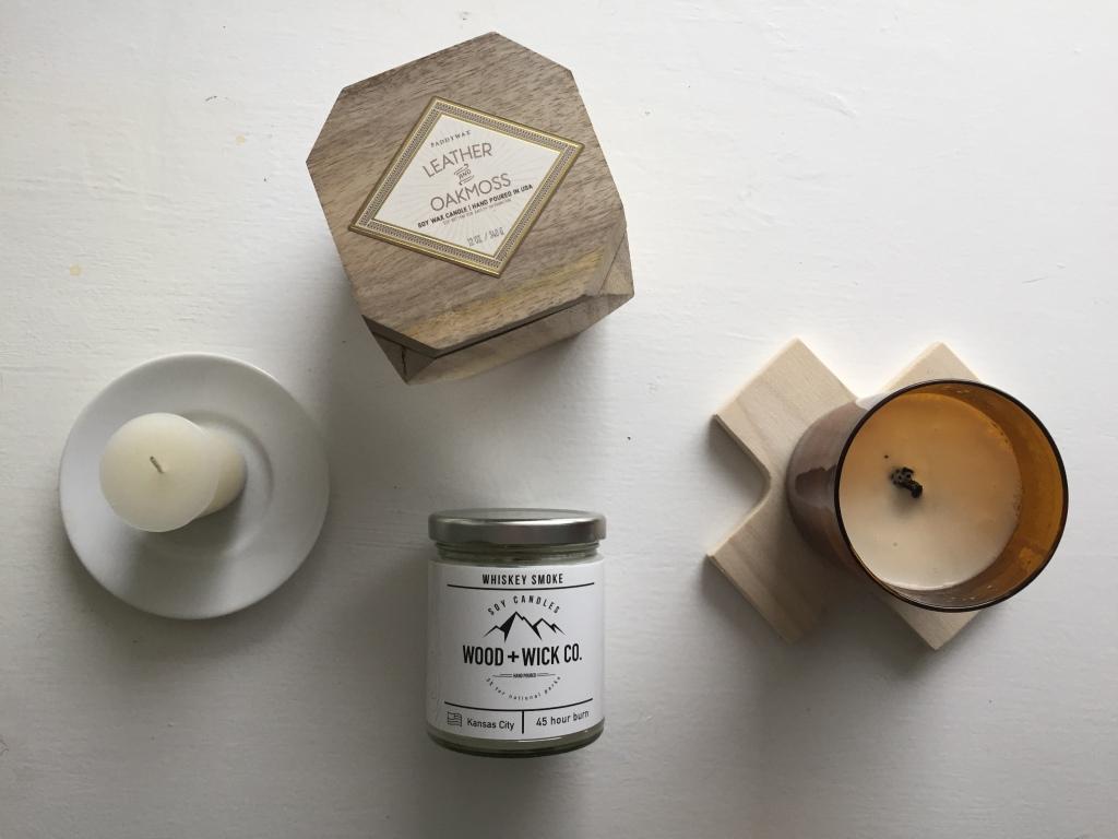 natural & local kansas city candles - Shop Small Queen